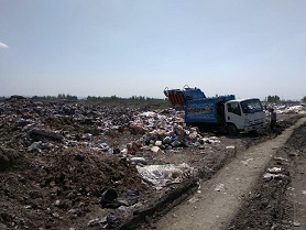 Loan 3067-UZB Solid Waste Management Improvement Project (SWMIP) - Capacity Development Program