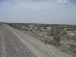 Loan #: 2772-UZB; Second CAREC Corridor 2 ROAD INVESTMENT PROGRAM – PROJECT 3, Bukhara-Gazli km 228 -315– Environmental Due Diligence