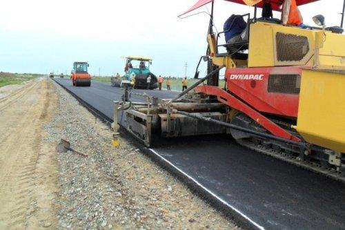 CAREC Региональный дорожный проект: Экологический Мониторинговый отчет для Секции 1: 876 км - 916 км