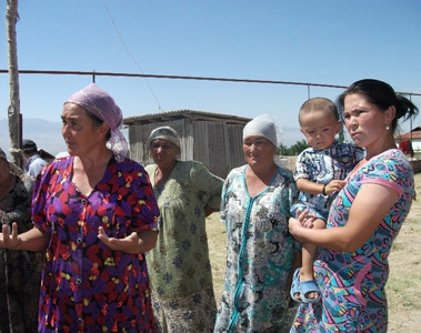 Социальная оценка - Проект Управления Водными Ресурсами в Южном Каракалпакстане (ПУВРЮК)