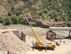 Проект Всемирного Банка - Подготовка документов по природоохранным и социальным защитным мерам для проекта P146328 «Строительство электрифицированной железнодорожной линии Ангрен-Пап»