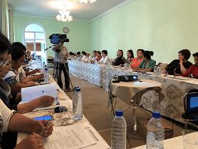 Анализ цепочки добавленной стоимости в Узбекистане: быстрая оценка цепочки добавленной стоимости – фокус на женщин