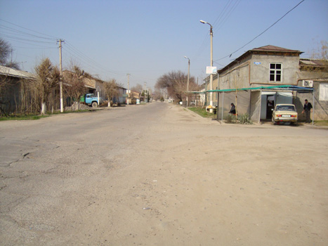 WB Project: P153801- Social Impact Assessment (SIA) for the Energy Subsidies in Uzbekistan