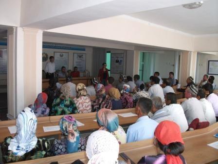 Проект Всемирного Банка - Подготовка документов по природоохранным и социальным защитным