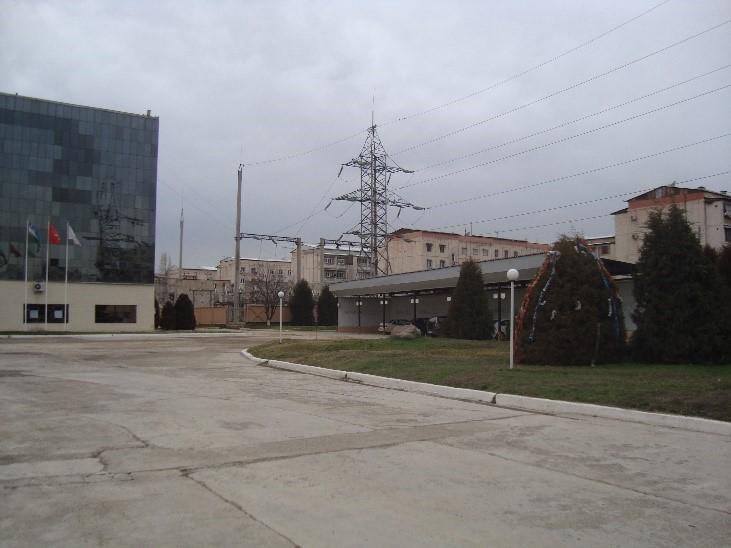 Проект Модернизации фабрикии Ko'kcha Текстиль