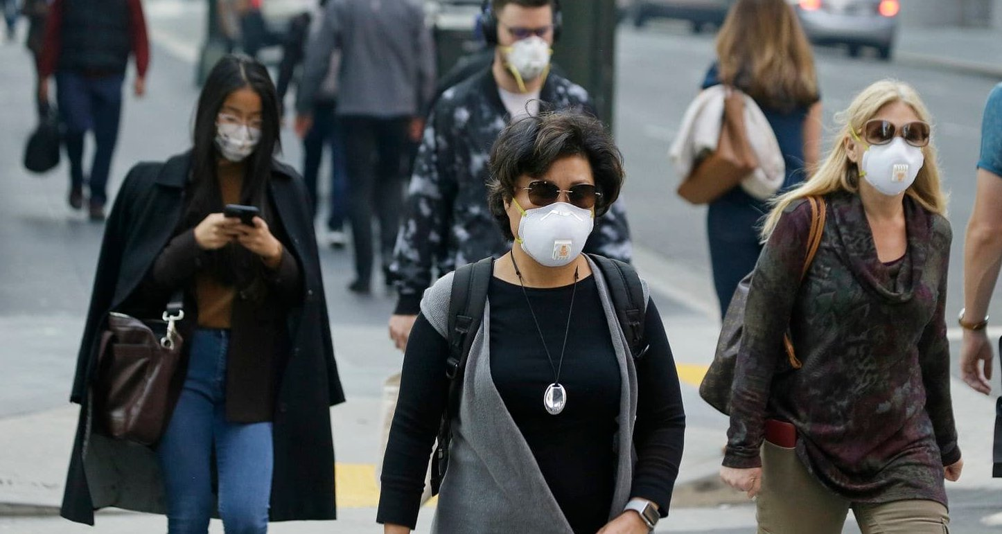 жизнь во время пандемии